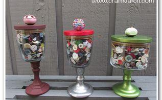 diy candle jar makeover