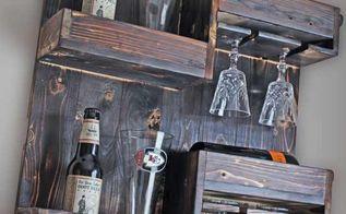 diy beer wine rack