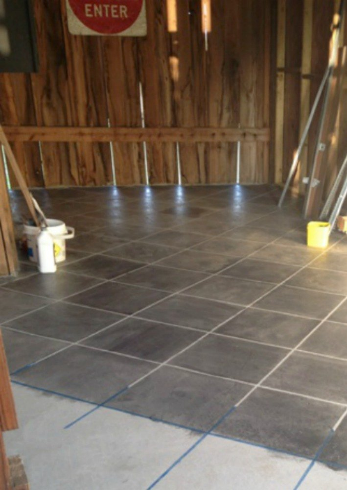13 Shocking Ways To Transform Your Concrete Floor Hometalk
