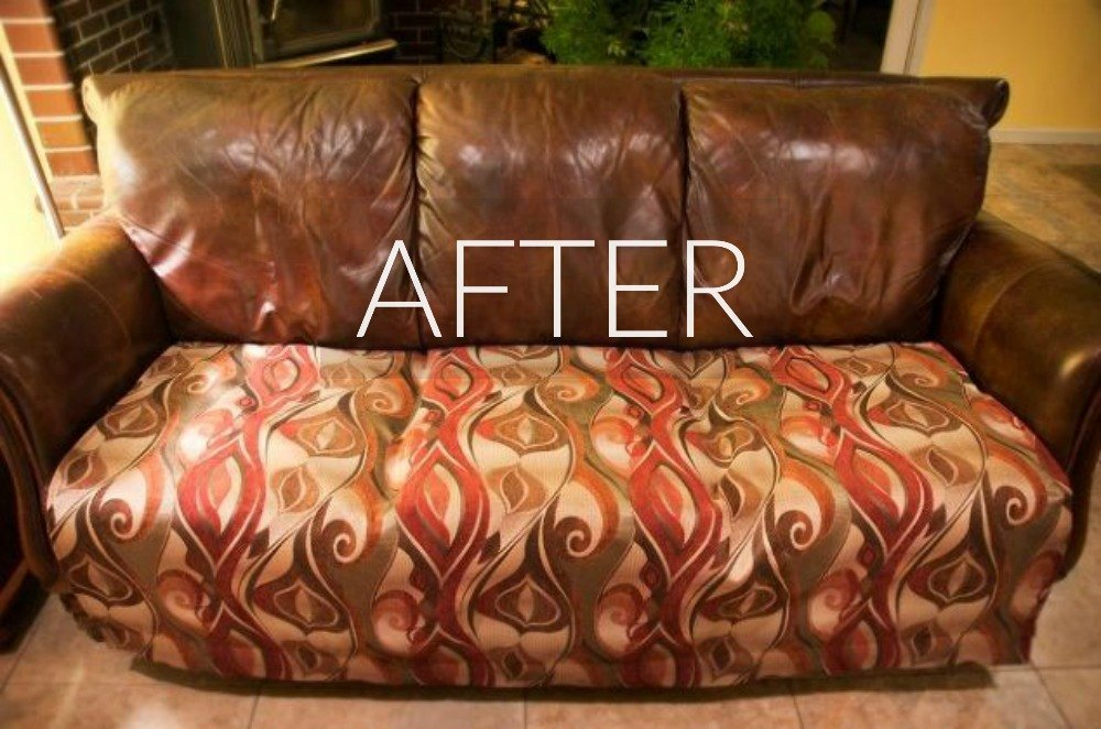 Fix Couch Cushions