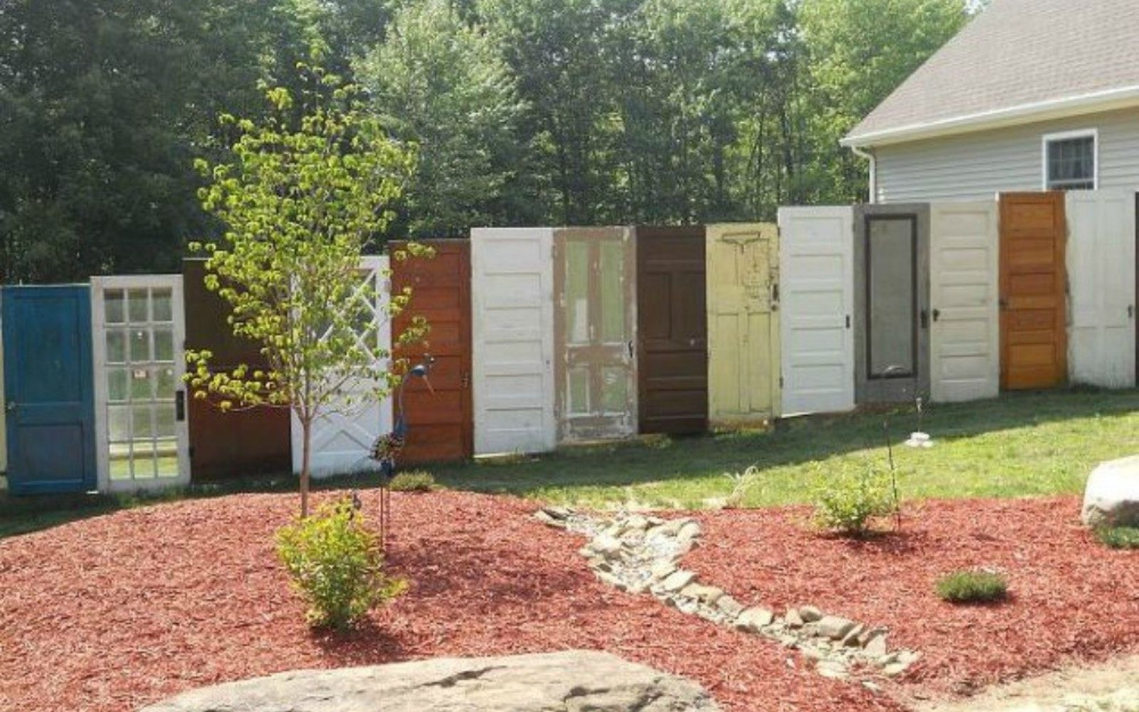 How To Get Backyard Privacy Without A Fence Hometalk