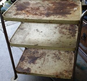 s flip that rusted garage sale find with these 14 stunning ideas, garages