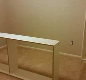 s how to fake gorgeous built in furniture 12 ideas, closet, how to, painted furniture