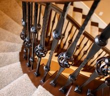 do it yourself staircase makeover, stairs
