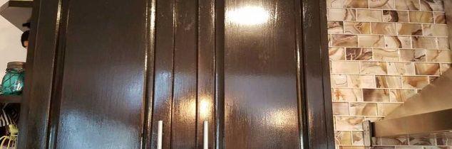 q cabinet distressing, kitchen cabinets, kitchen design