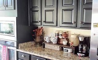 Kitchen Makeover and Painting Kitchen Cabinets Hometalk