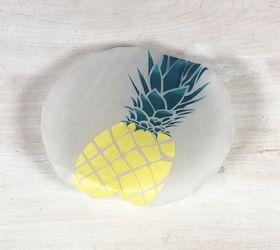 reusable bowl covers from a shower curtain bathroom ideas home decor window treatments