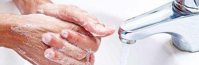 q cleaning your hands after gardening, cleaning tips, gardening