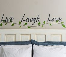 bedroom makeover diy wall art, bedroom ideas, crafts