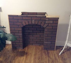If You're Going To Make It, Better Fake It--DIY Faux Brick ...