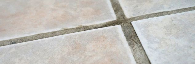 t clean up grout, cleaning tips, tiling