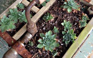 diy garden tote