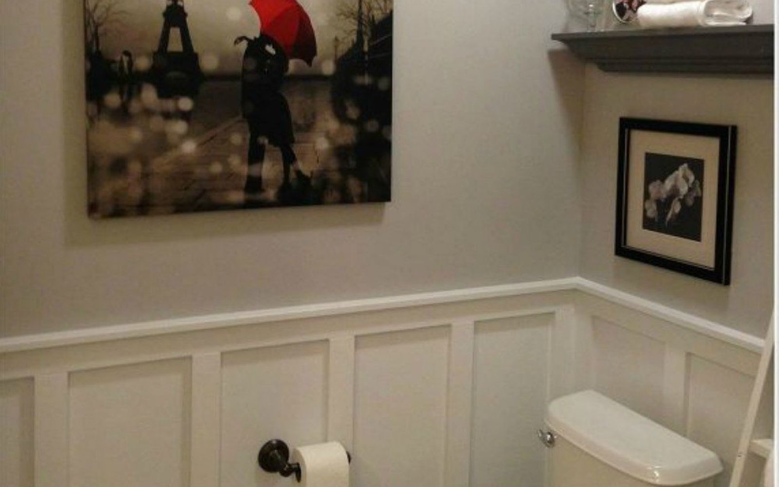 make your bathroom look amazing with these wall updates hometalk