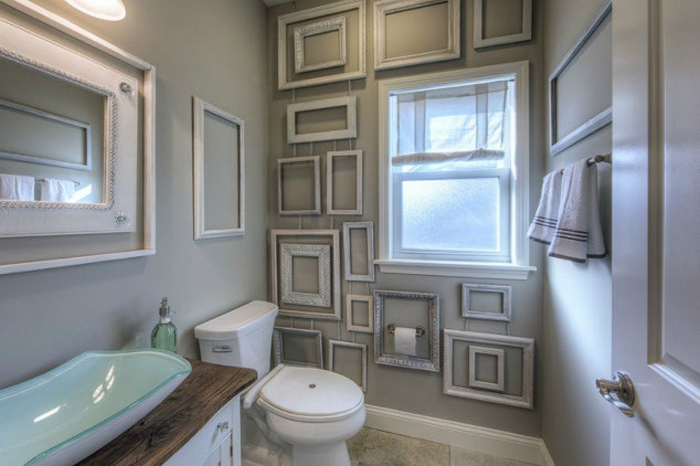 Make Your Bathroom Look Amazing With These Wall Updates