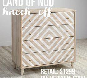 Can you paint a cheap dresser