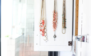 turn your medicine cabinet into a jewelry display, kitchen cabinets, kitchen design