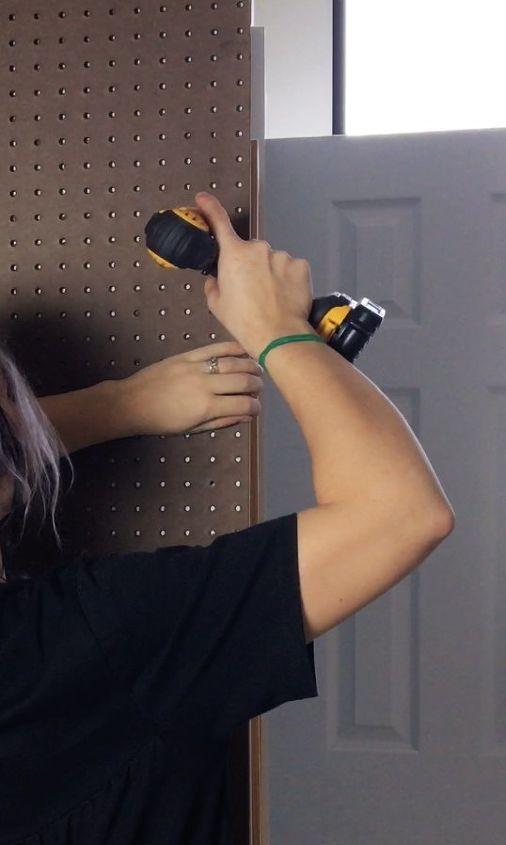 Pegboard Design Ideas Kitchen ~ Peg board kitchen storage wall hometalk