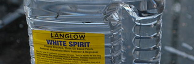 t tip save your waste white spirit or paint thinners and reuse