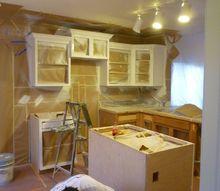 kitchen makeover update picture timeline 1, kitchen design