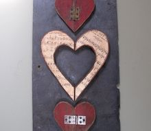 pallet wood hearts valentine, pallet, seasonal holiday decor, valentines day ideas