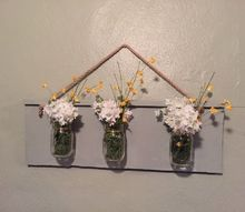 shelf repurposed, shelving ideas, Finished