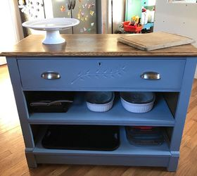 Kitchen Island Made Out Of Dresser How Sweet Is The Gold
