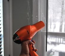 keep your home warm by insulating your windows, home decor