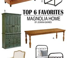 my top 6 favorites from magnolia home by joanna gaines, flowers, gardening, home decor