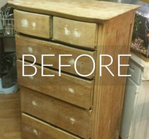 s stop everything these dresser makeovers look ah mazing, painted furniture