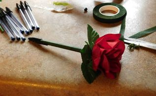 add some romance to the mundane flower pens, gardening