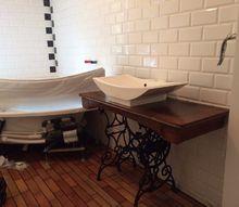 q bathrom sink stander, bathroom ideas, plumbing