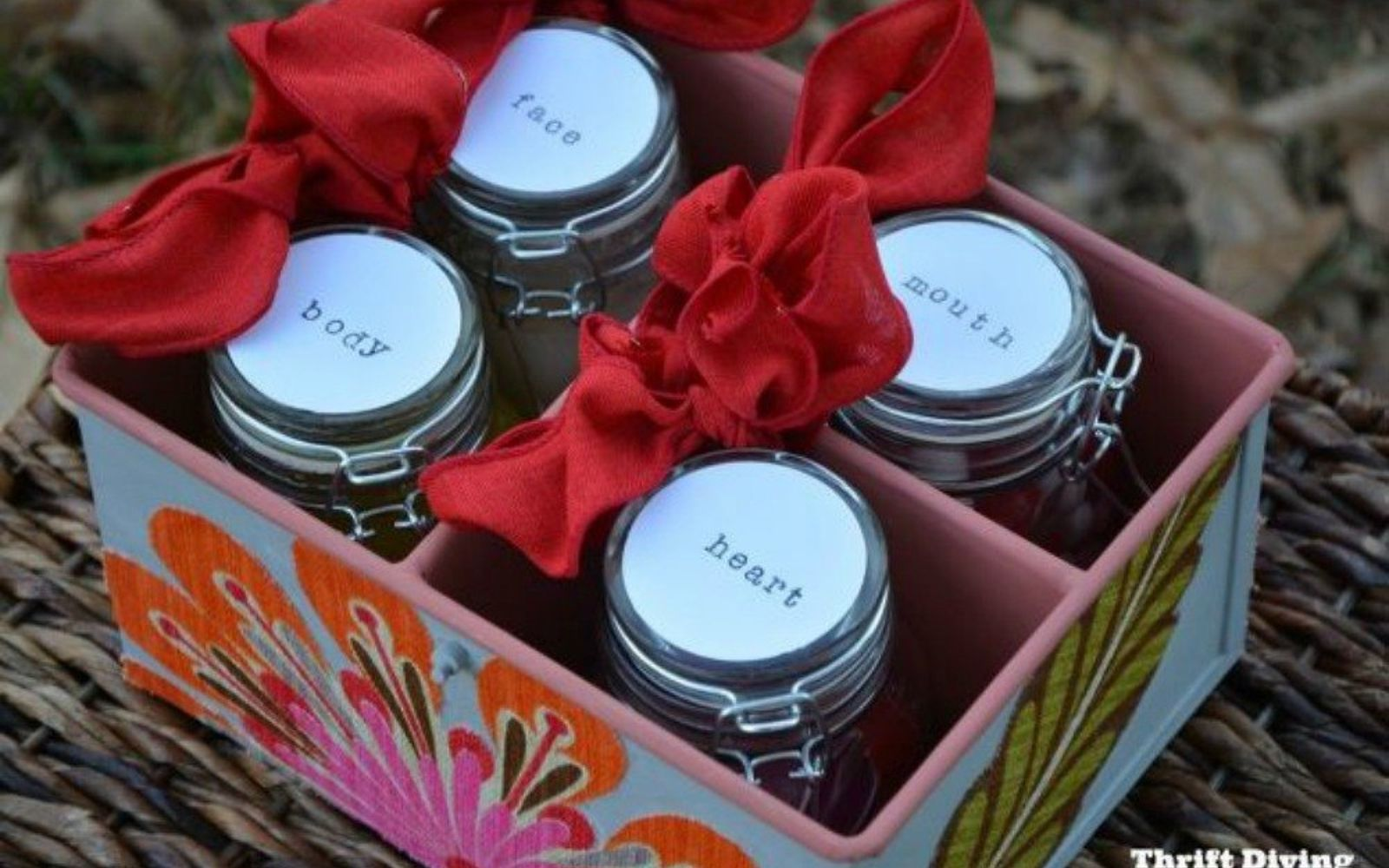 s 20 heartfelt valentine s day gifts for under 20, seasonal holiday decor, valentines day ideas, Fill a box with small gifts