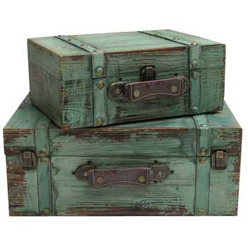 DIY Storage - Faux Vintage Suitcase | Hometalk