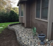 how to build a retaining wall border, concrete masonry, how to