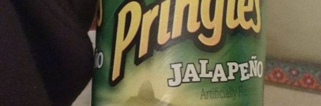 q what can i do with this empty pringle s container