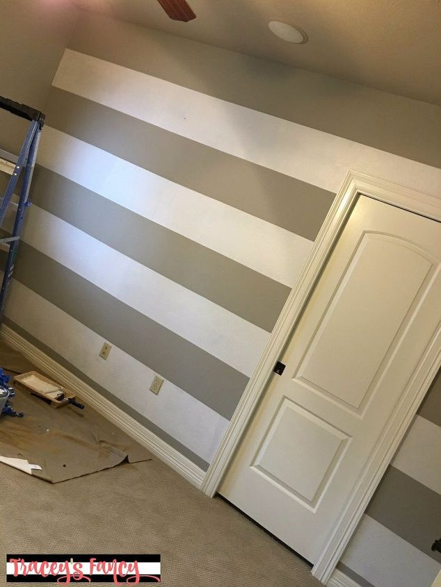 How To Paint A Buffalo Check Accent Wall Hometalk