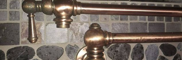 q our faucet is beginning to tarnish what can i do, plumbing