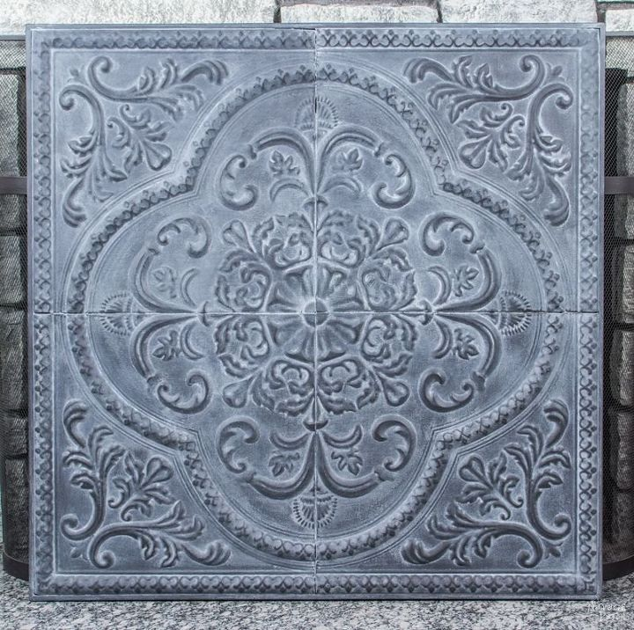 Wall Decor Quality Room Makeovers With Metallic: Metal Wall Decor Makeover