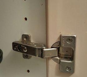 need help with cabinet hinge repair hometalk. beautiful ideas. Home Design Ideas