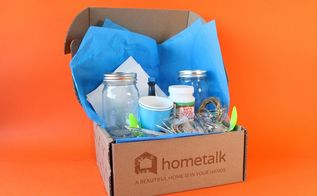 my first hometalk diykit