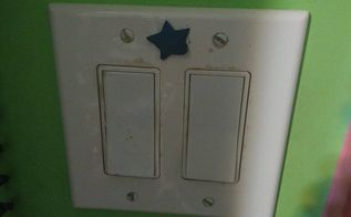 q my light switch plate is filthy help