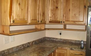 extra cabinet space, kitchen cabinets, kitchen design