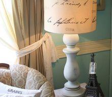 diy love letter lamp, lighting