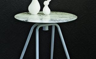 diy marble table in 6 easy steps, flooring, painted furniture, tiling