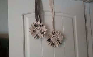 another wreath idea, crafts, wreaths