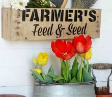 fixer upper style farmhouse projects you can diy now, pallet
