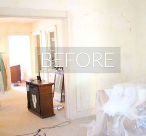 s 7 floor transformations that ll convince you to get rid of your carpet, flooring, reupholster