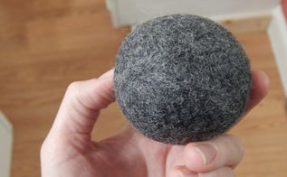 diy wool dryer balls, appliances
