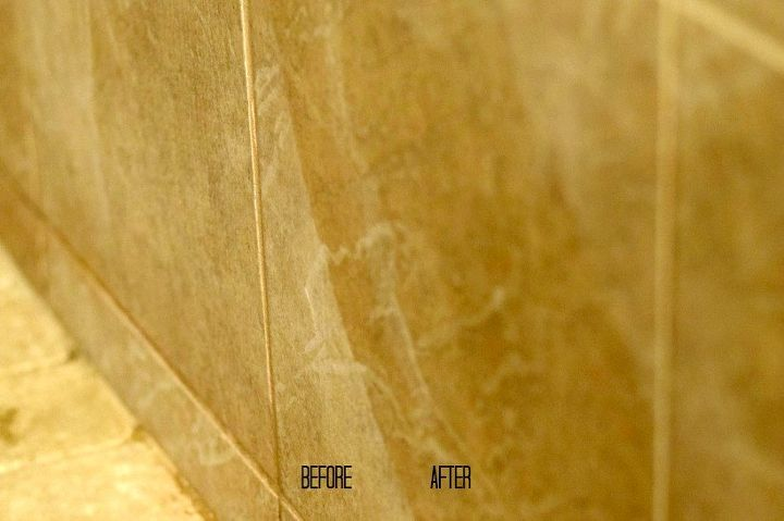 How to clean natural shower tile the right way marble for How to clean marble tiles in bathroom