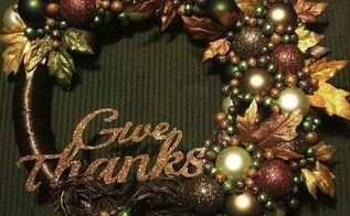 q thanksgiving wreath, crafts, wreaths